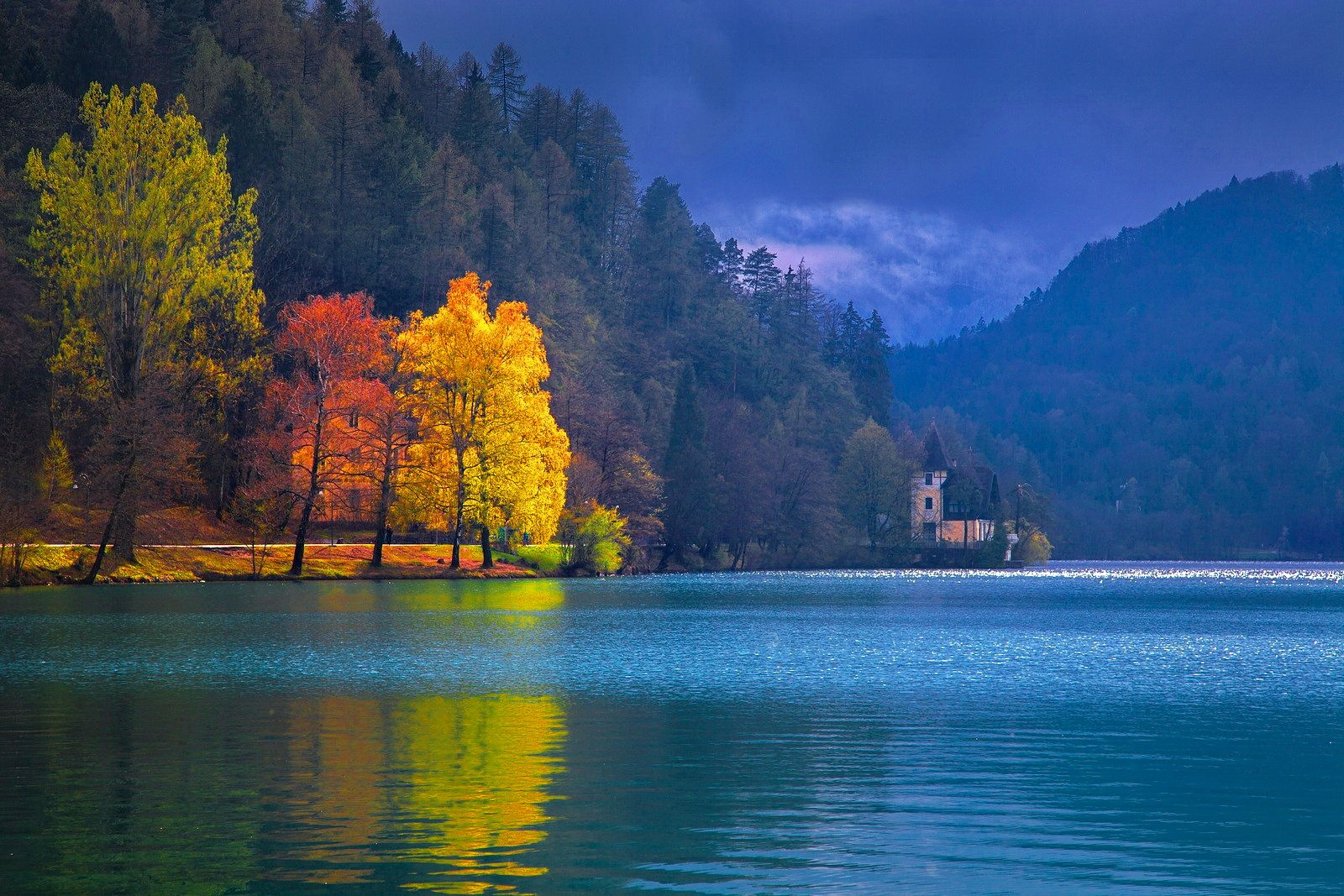 Езеро Блед Словения